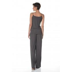 Grey tanktop tall woman clothes