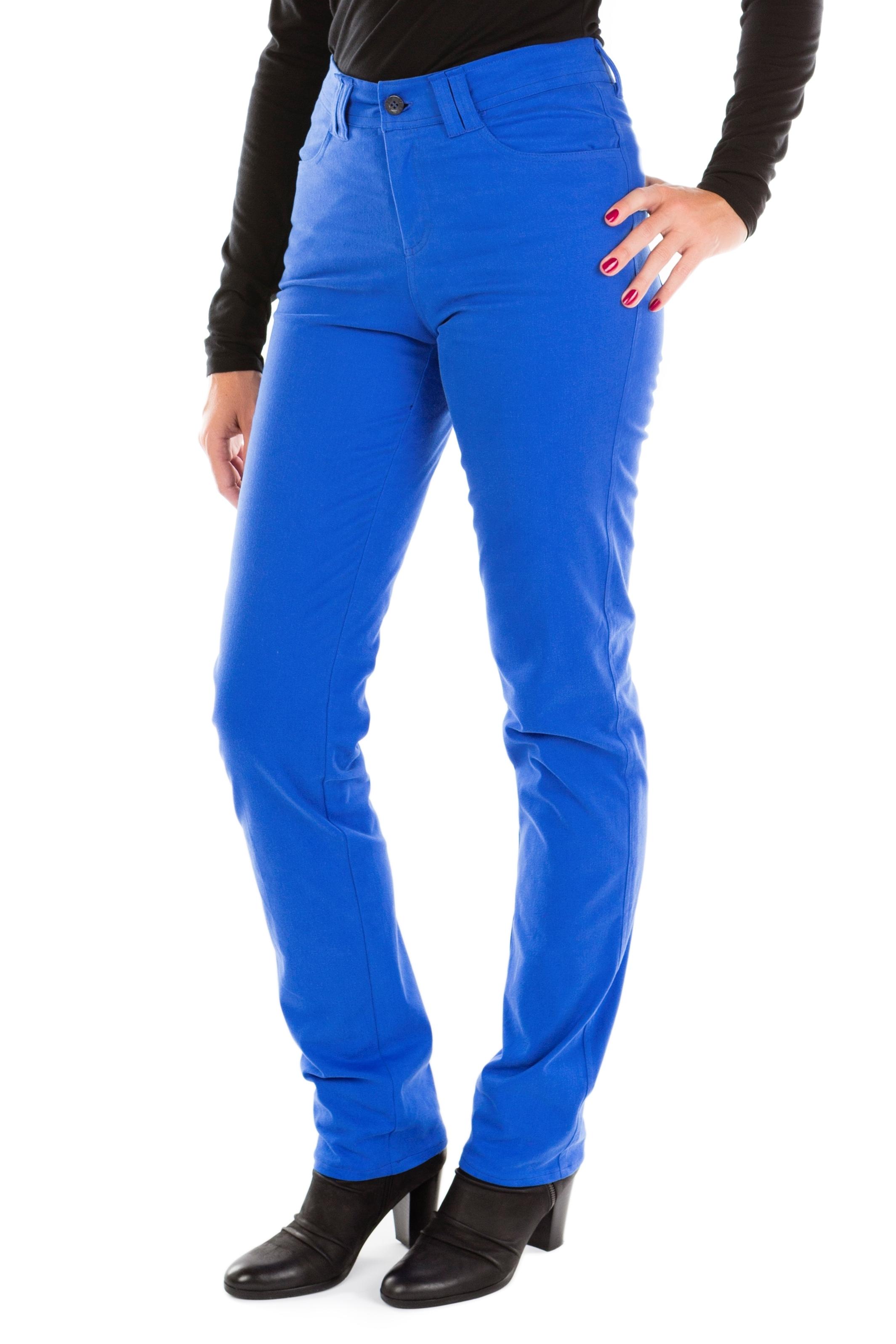 Jean femme coupe droite good jeans diva slim en denim - Pantalon coupe droite femme pas cher ...