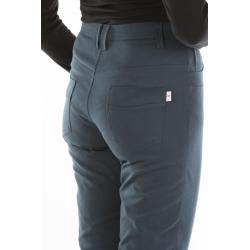 Petrol Blue Jeans