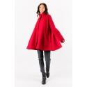 Coat - Red cape