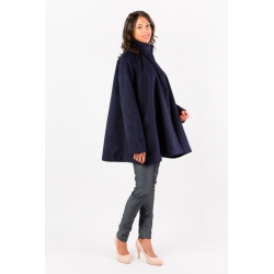 Manteau - Cape rouge
