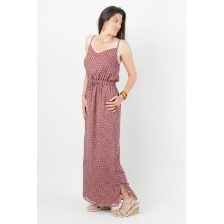 tout neuf cd6f4 06cf0 Long sailing dress with pattern