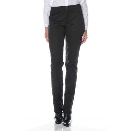 Pantalon droit coupe jeans